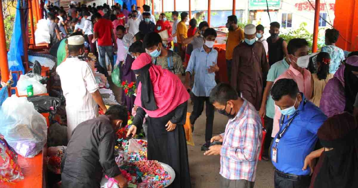 Coronavirus: Bangladesh reports 54 deaths, 2,275 new cases