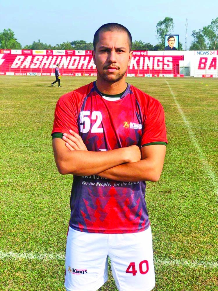 Finnish-born Tariq Kazi named in Bangladesh preliminary camp