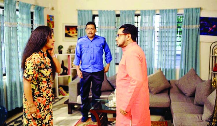 TV drama in Eid 'Babara Shob Pare'