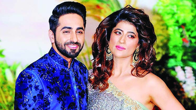Ayushmann, wife Tahira pledge to help underprivileged women