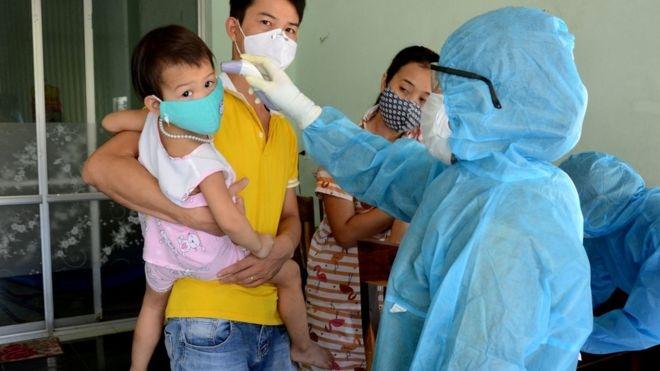 Alarm over Vietnam's first virus cases in months