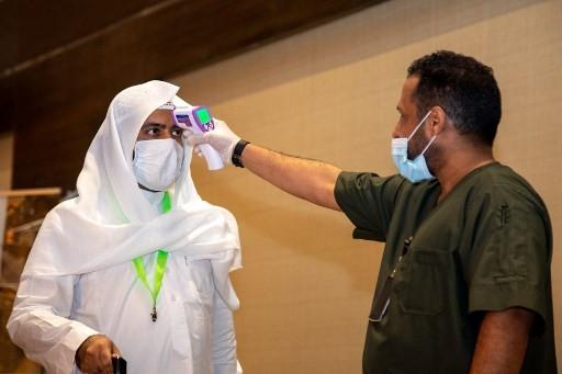 Saudi Arabia gears up for downsized hajj