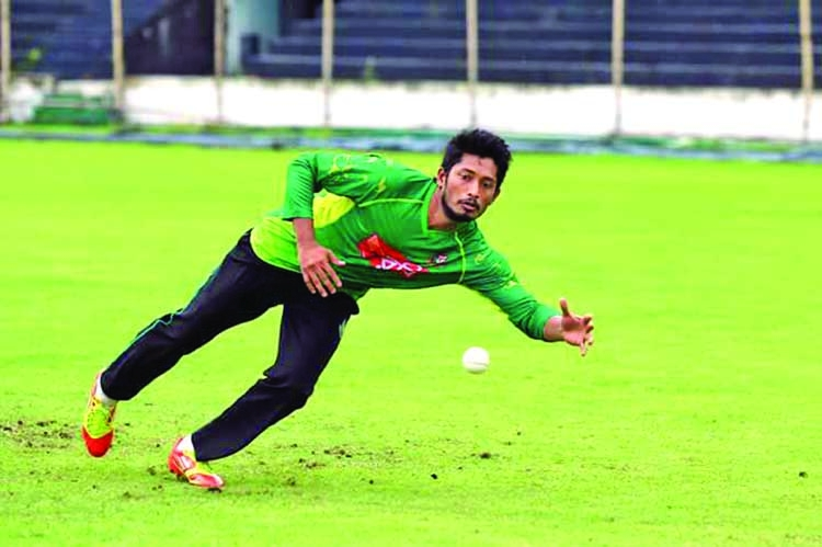 Anamul joins individual training programme