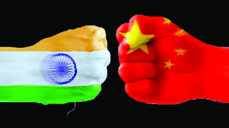 India - South Asia and Chinese retreat
