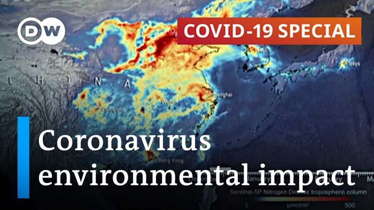Climate change in the time of Covid-19