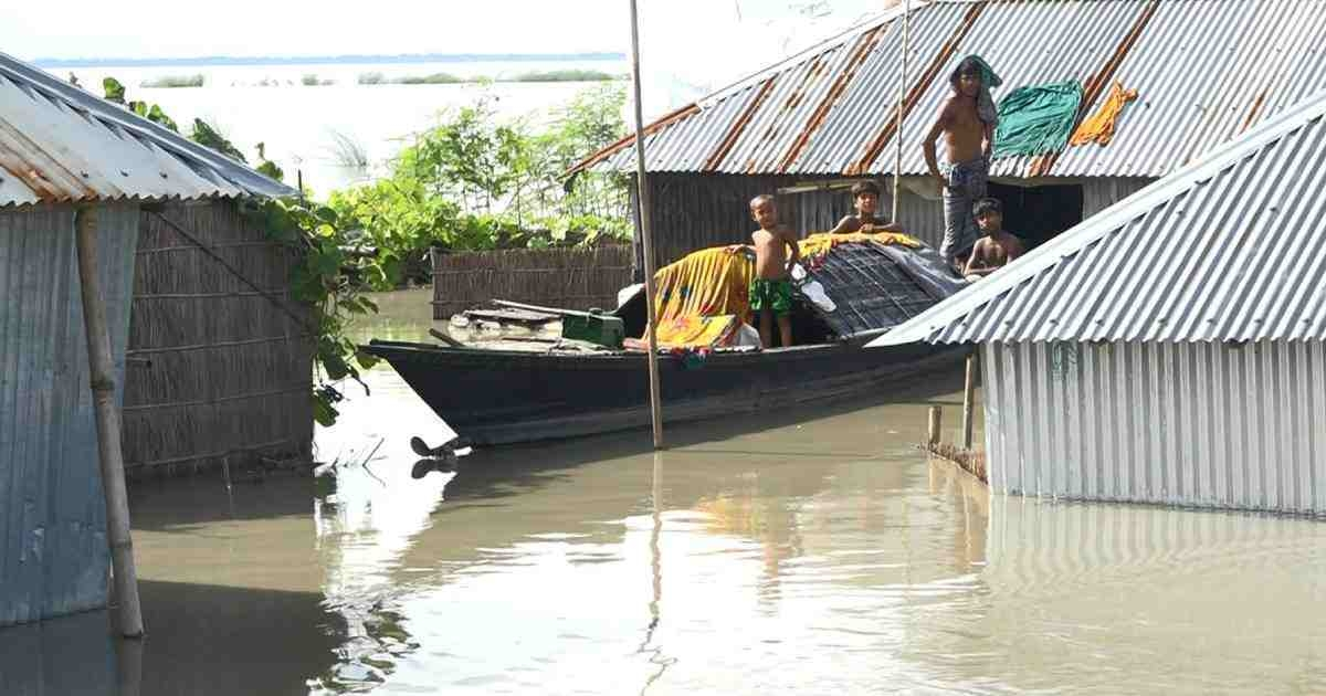 7,147MT rice distributed among flood victims
