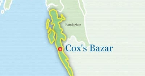 5 bullet-hit bodies recovered from Cox's Bazar