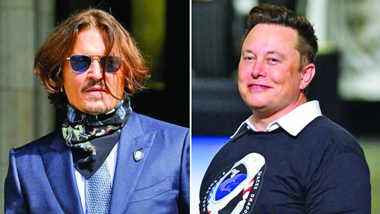 Elon challenges Depp to a 'cage fight'