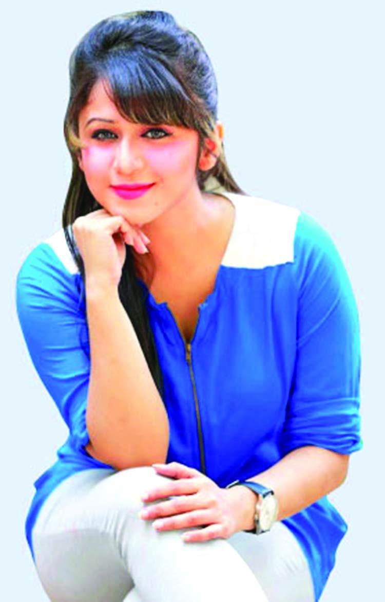 Faria Shahrin has her favorite choice