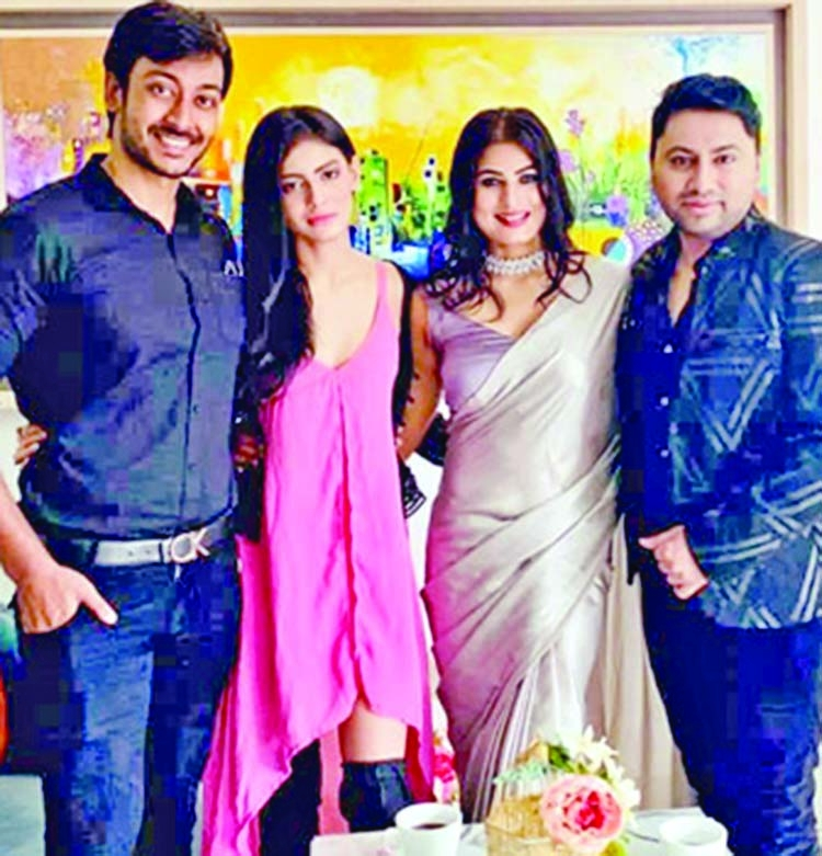 Bangladeshi show styled in 'Coffee with Karan'
