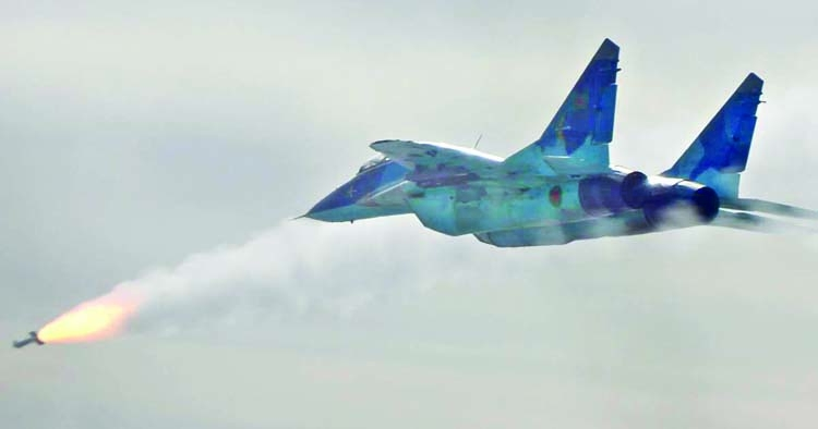 BAF Air Defence Exercise 'ADEX-2020-1' held