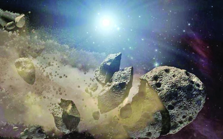 Indian schoolgirls discover Earth-bound asteroid