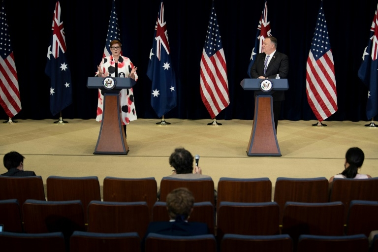 US, Australia seek new military cooperation in face of China
