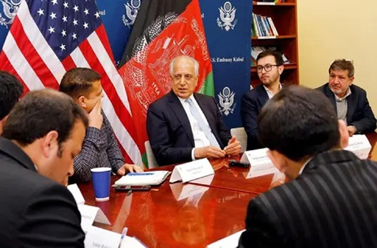 US welcomes Afghan ceasefire, urges quick start to talks