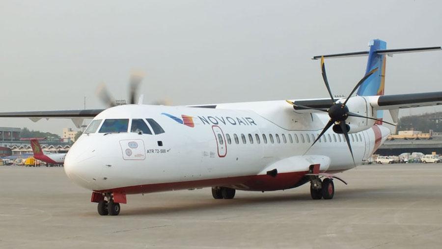 NOVOAIR resuming flights to Cox's Bazar