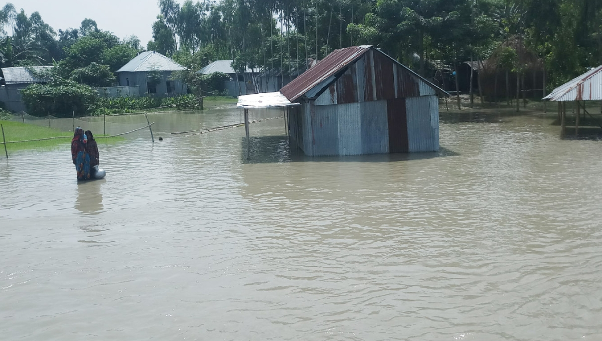 UK aid announces £950,000 fund to tackle floods in Bangladesh