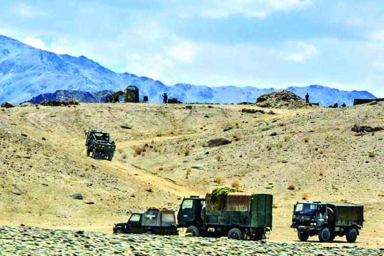India to add 35,000 troops along China border: Report