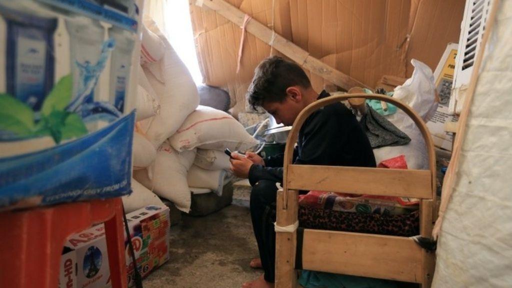Yazidi children still haunted by IS, Amnesty says