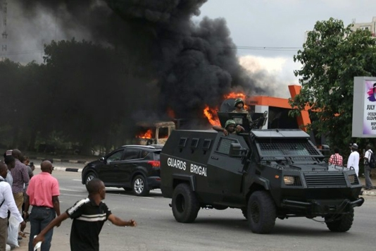 Gunmen kill 14 villagers in central Nigeria: police