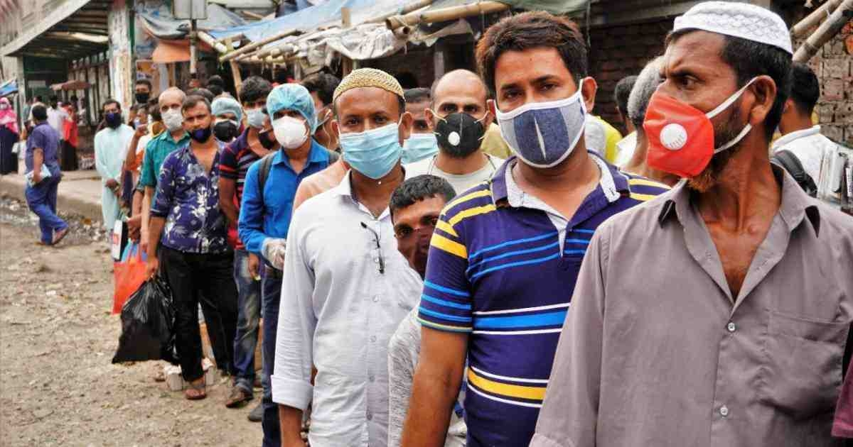 Covid-19: Bangladesh witnesses 2,695 new cases, 48 more deaths
