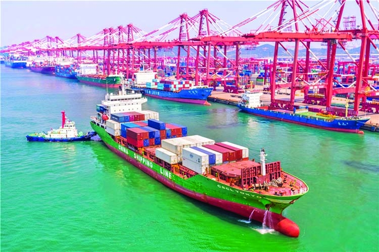 China for efforts to stabilize foreign trade and investment