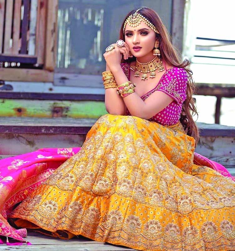 Keya Payel's multiple dramas this Eid