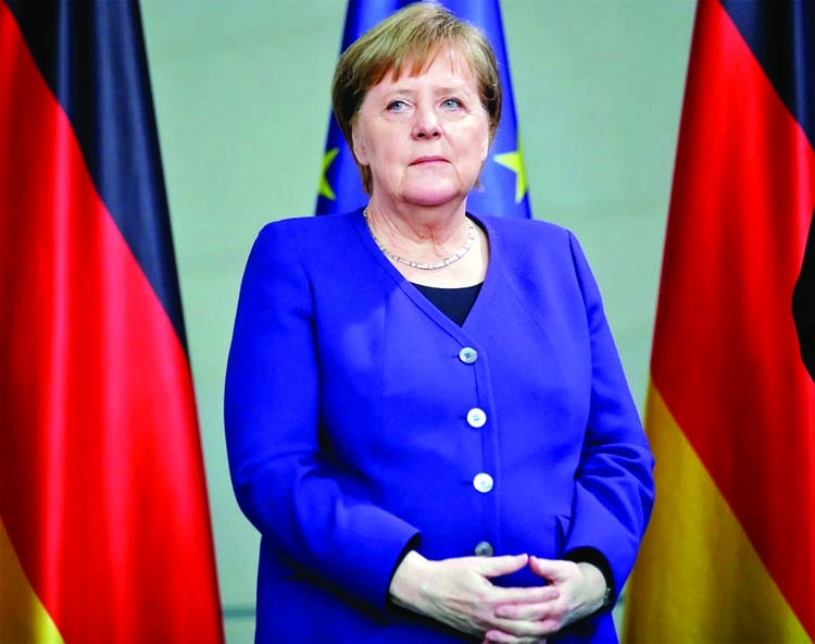 German economy shrinks at record pace in 'recession of a century'