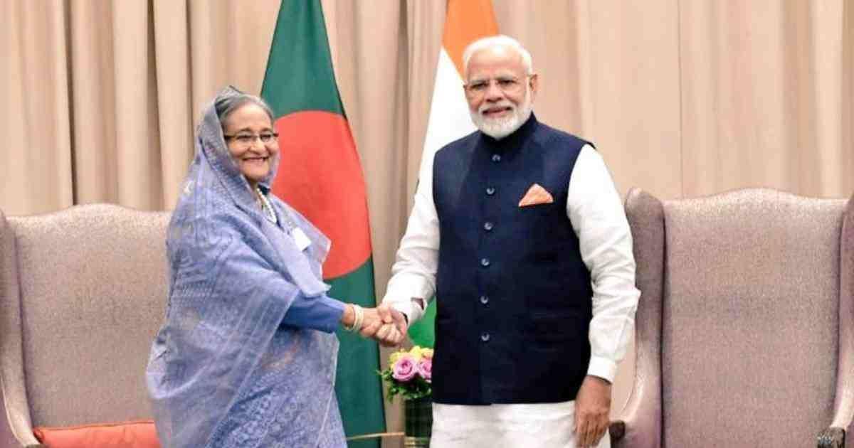 Dhaka's ties with Delhi