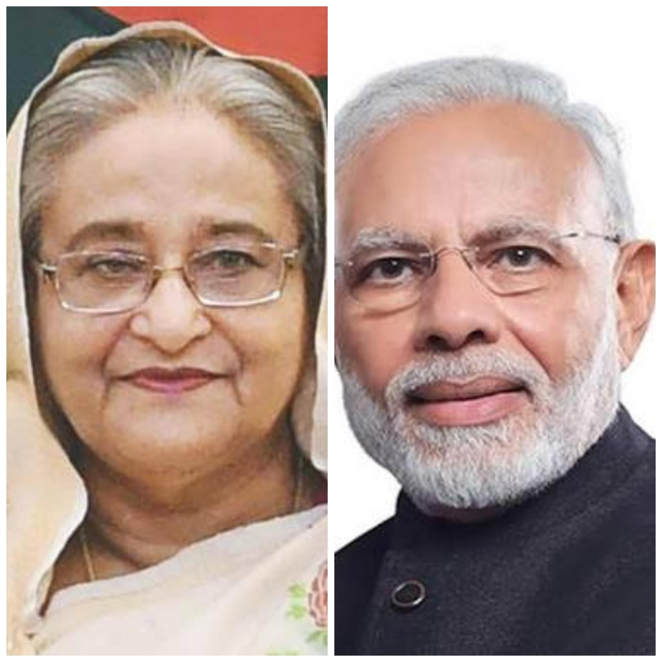 Modi greets Hasina on Eid Ul Azha