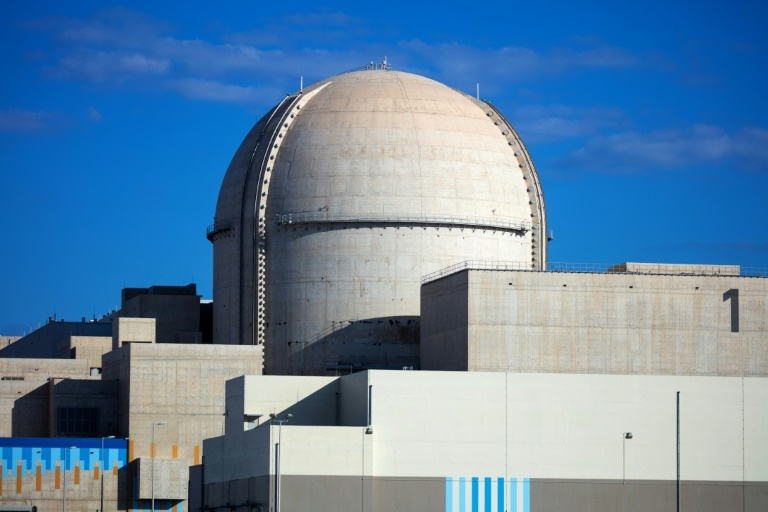 UAE starts up first Arab nuclear power plant