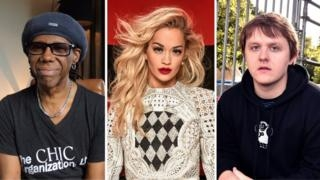 Stars from music industry sign anti-racism letter