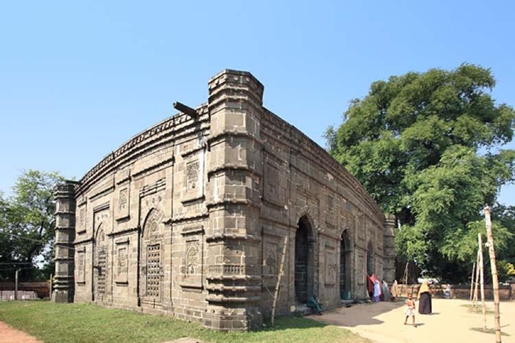 Kusumba Mosque in Naogaon
