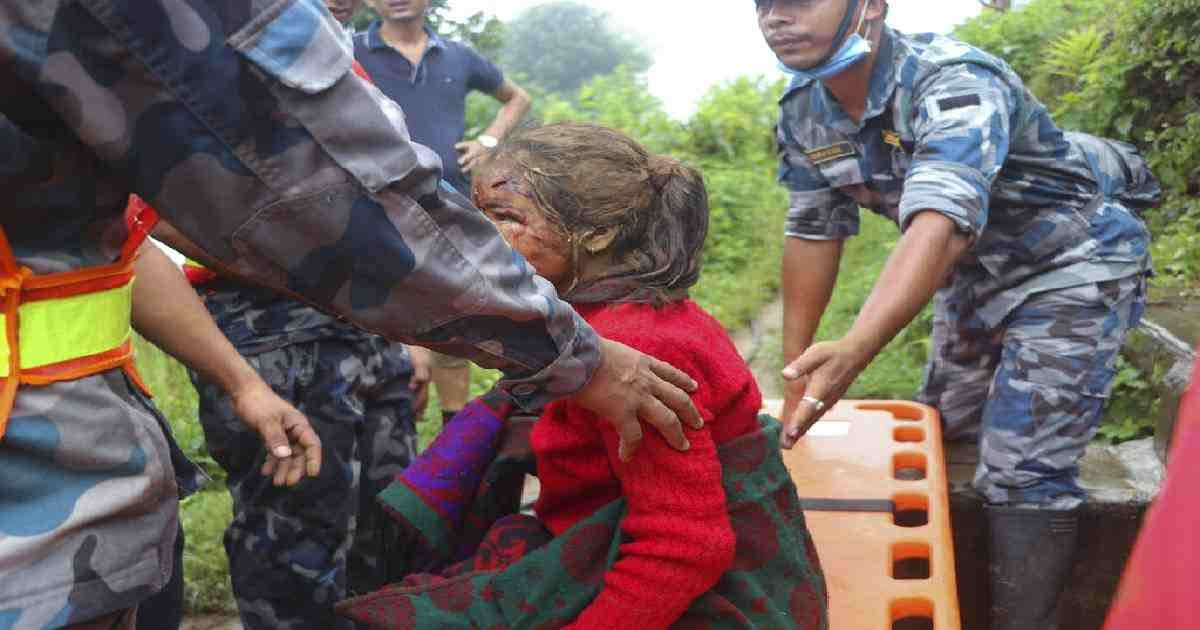 11 die in Nepal landslide