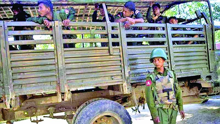 Myanmar not explaining to BD
