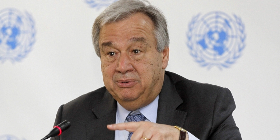 We'll be safe if everybody's safe: UN chief