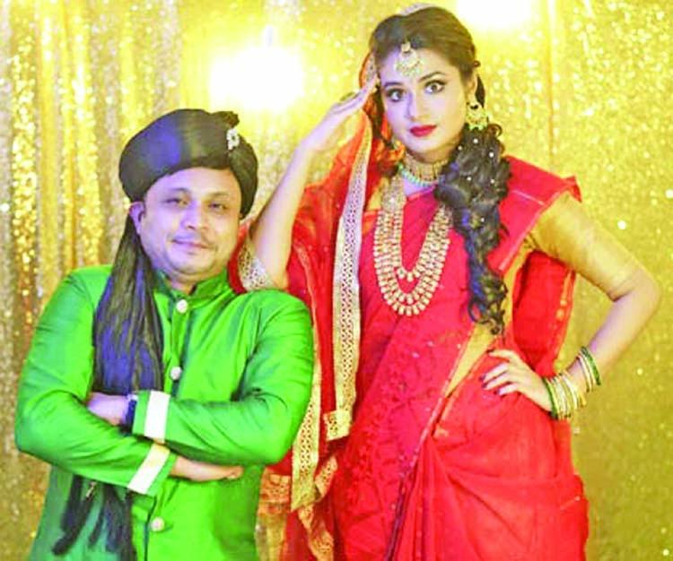 Tasnia Farin, Mishu Sabbir's new serial 'Nut Boltu'