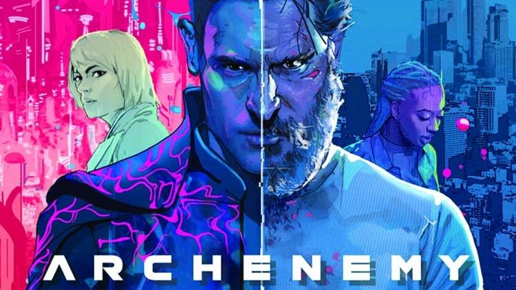 'Archenemy' trailer shows Joe claiming to be superhero