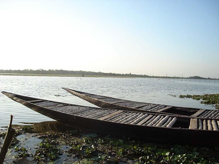 Purakhali Baor in Jessore