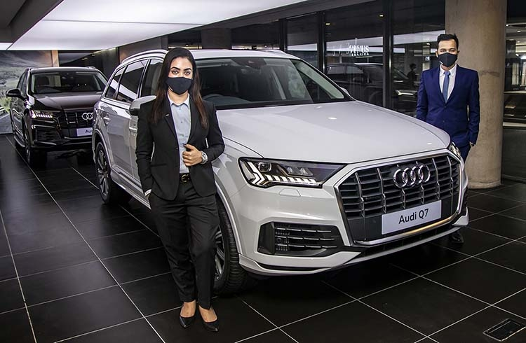 Audi Q7 launched in Bangladesh