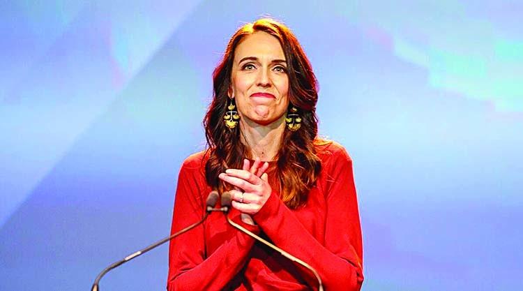 Jacinda Ardern wins by  landslide in NZ election