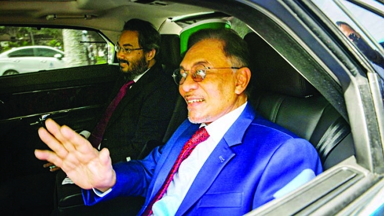 'Anwar Ibrahim faces multiple investigations'