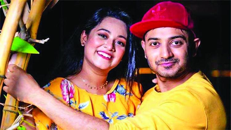Bappy, Dighi new pair in movie 'Tumi Achho Tumi Nei'