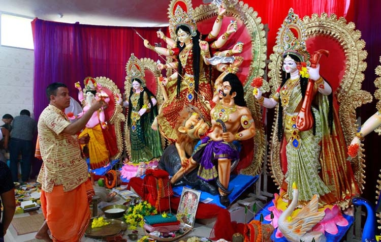 Festival of the Month: Durga Puja