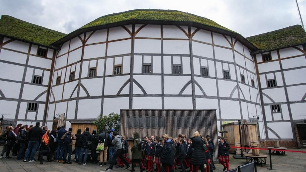 Shakespeare's Globe gets emergency arts funding