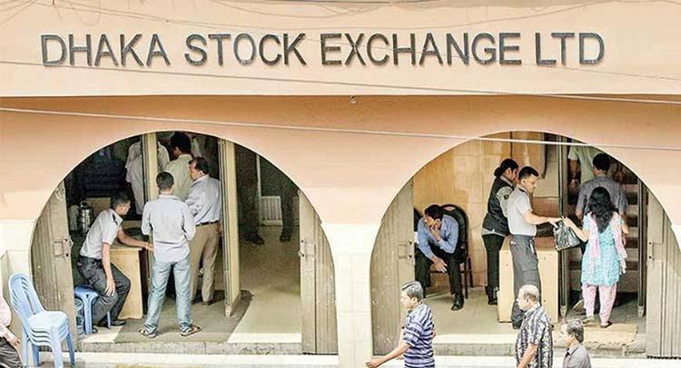 Stocks begin week down