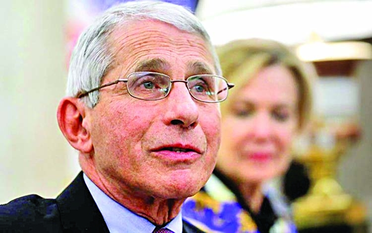 Vaccine verdict due by early December: Fauci