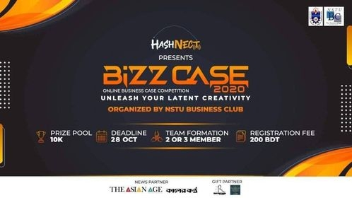 Online business case competition 'Bizz Case' starts