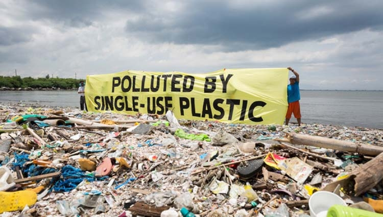 Excessive use of plastics threatens the environment and public health
