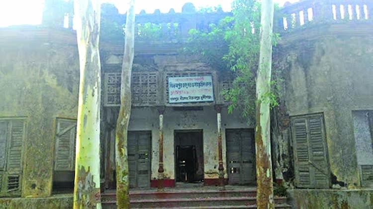 Bikrampur museum in Munshiganj