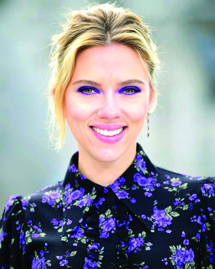 Scarlett Johansson on 'Instant Parent'